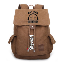 One Punch Backpack School Bag