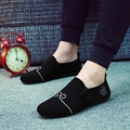 Fashion Pu Men Shoes Soft Leather Flat Shoes Casual Slip on Moccasins Men Loafers Hight Quality Driving Flats