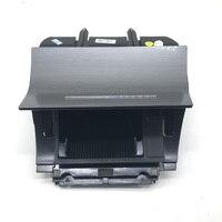 SKTOO For Skoda Octavia front ashtray Ashtray assembly sundry box silver gray