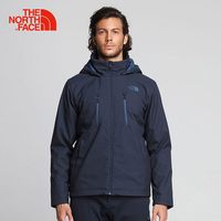 the north face cotton hiking jacket for men thermal Outdoor Sport windproof trekking clothes comfortable camping coats 3RJ2