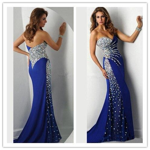 Stunning long prom dresses