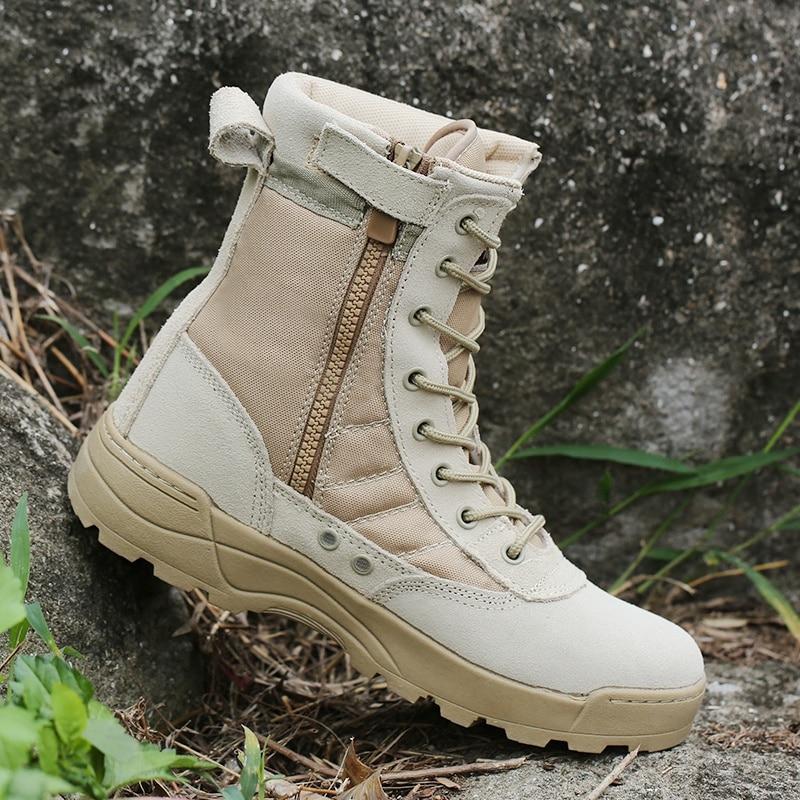 Schnee Armee Wüste Militär Schuhe Männer Botas Herren Winter Aliexpress Stiefel Tacticos Boot Us48 Atmungs 02018 Auf Herbst Stiefeletten Zapatos QtsChrd