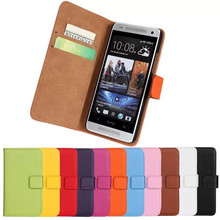 Leather wallet Cover for HTC ONE Mini M4 601E Case Luxury Flip Coque for htc one mini phone Fundas Capa Etui Accessory Hoesje стоимость