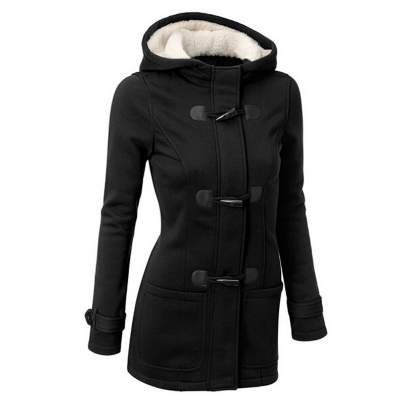 Pea Coats With Hood For Women - Coat Nj