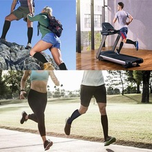 2019 Fashion Hot 3 Pairs Copper Infused Compression Socks Anti-Fatigue for Outdoor Sport Adult MSK66