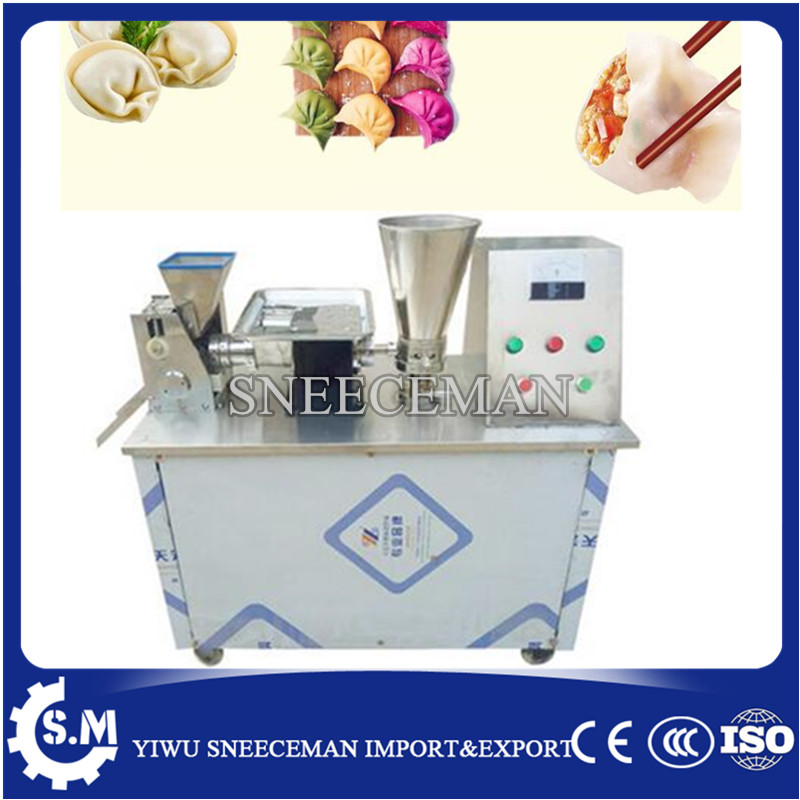 stainless steel automatic dumpling maker machine electric Empanda Samosa Spring Roll dumpling making machine stainless steel automatic egg roll machine for sale