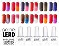 MSK  Thermal Changing Color Nail Gel Polish Chameleonic Nail Gel Professional Manicure Soak off LED/UV Gel Color Polish