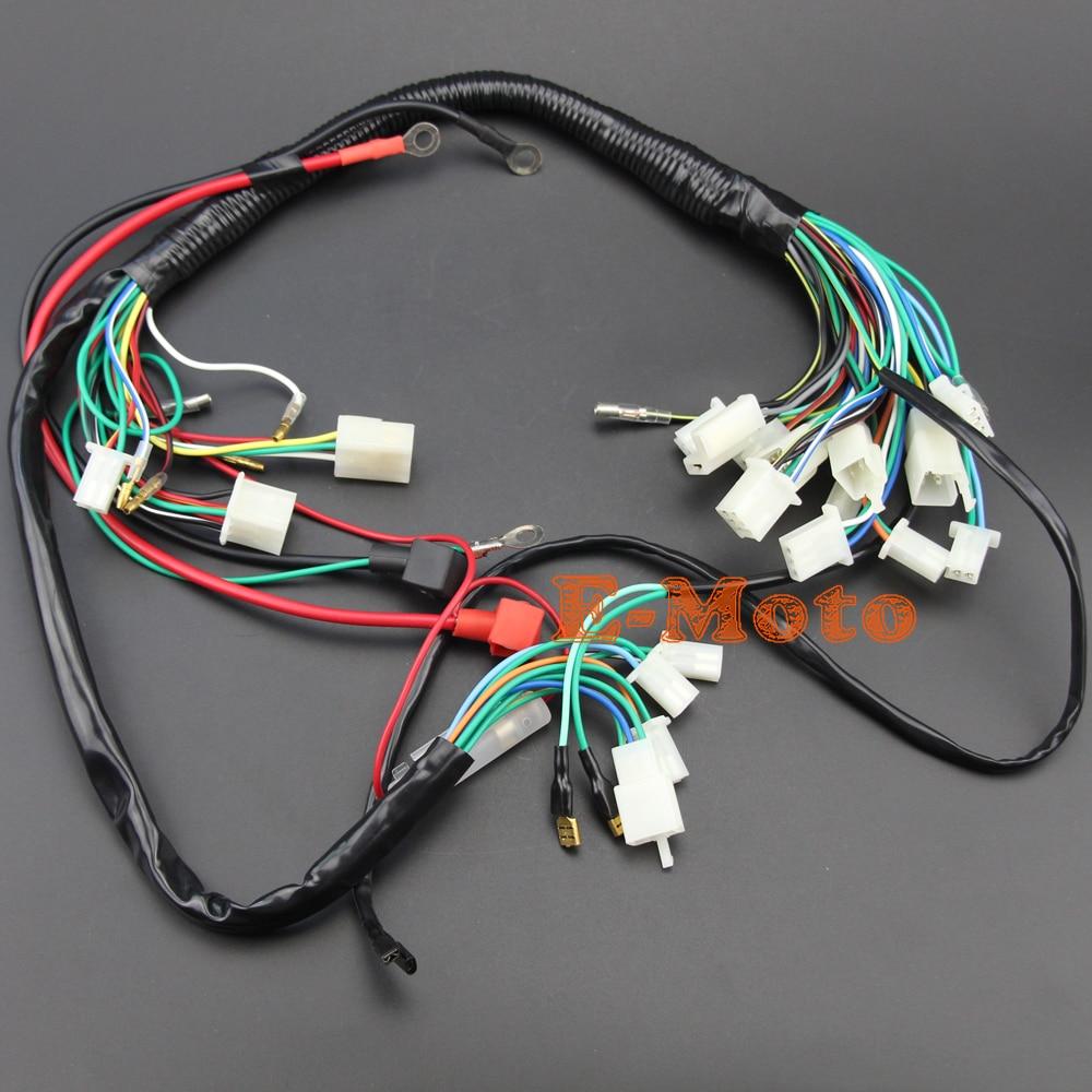 medium resolution of popular atv wiring harness buy cheap atv wiring harness chinese 110cc wiring harness chinese wiring harness for 200cc wildfire