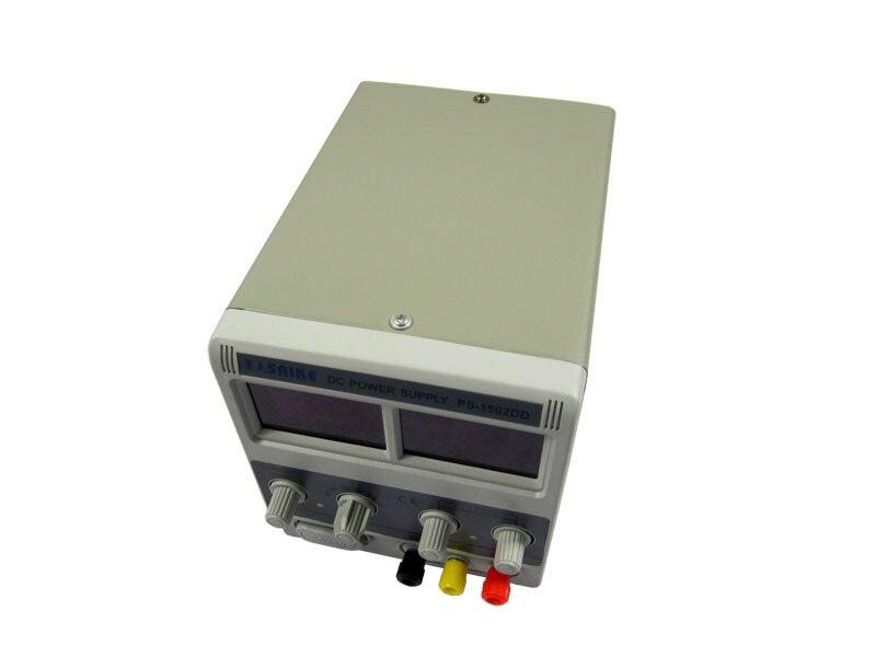 все цены на Original SAIKE PS-1502DD DC regulated power supply 15V 2A for Mobile Phone Repair онлайн