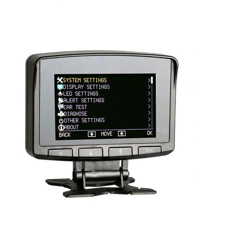 X50 PRO Obd2 HUD Display Auto Computer Tacho OBD 2 II Meter Wasser Geschwindigkeit Alarm Auto-Dashboard Tester Digitale Diagnose werkzeug