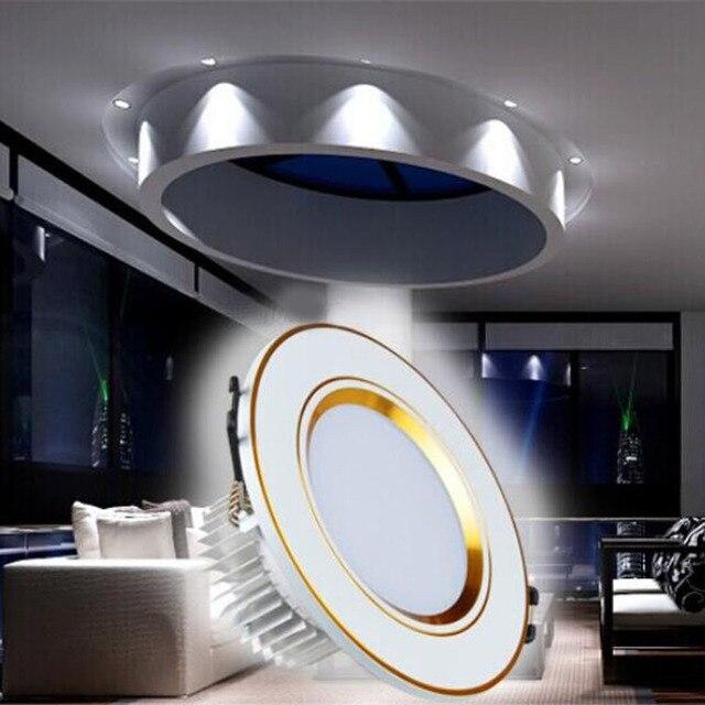 New LED Tube Light Ultrathin Room Ceiling Lamp LED lamps 25 inch 3W