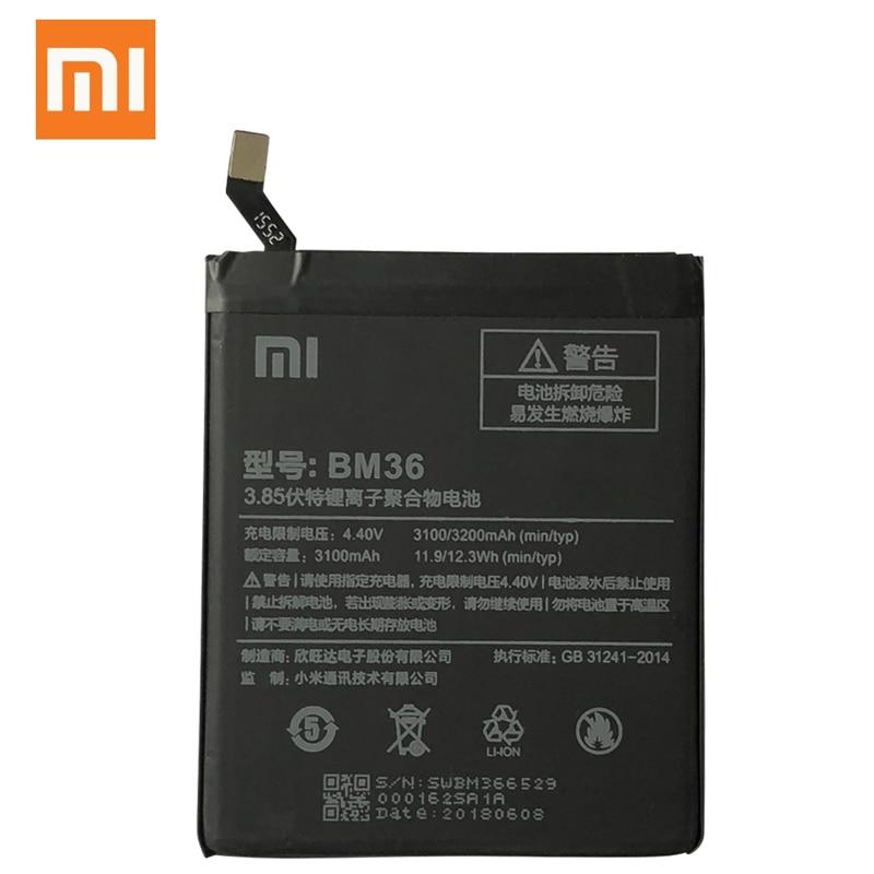 Image 3 - BM36 BM22 BM35 BM45 BM46 Battery For Xiaomi Mi4C Mi5S Mi 5 4C 5S Mi5 Redmi Note 2 3 Pro Replacement Battery Batterie Free Tools-in Mobile Phone Batteries from Cellphones & Telecommunications