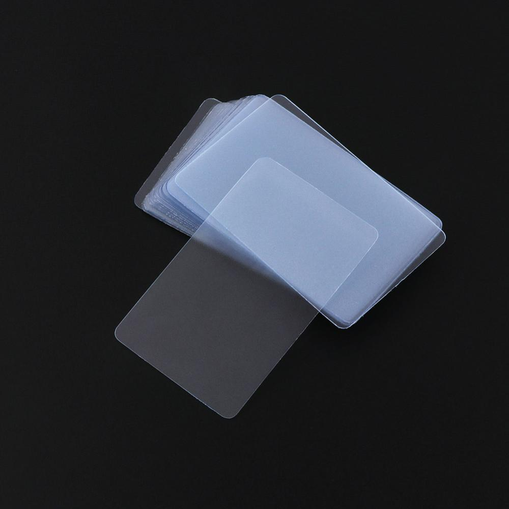 FIXFANS Mobile Phone Repair Opening Tool Thin Plastic Card for iPhone iPad Samsung Cell Phone LCD Screen Pry Opener Glue Removal
