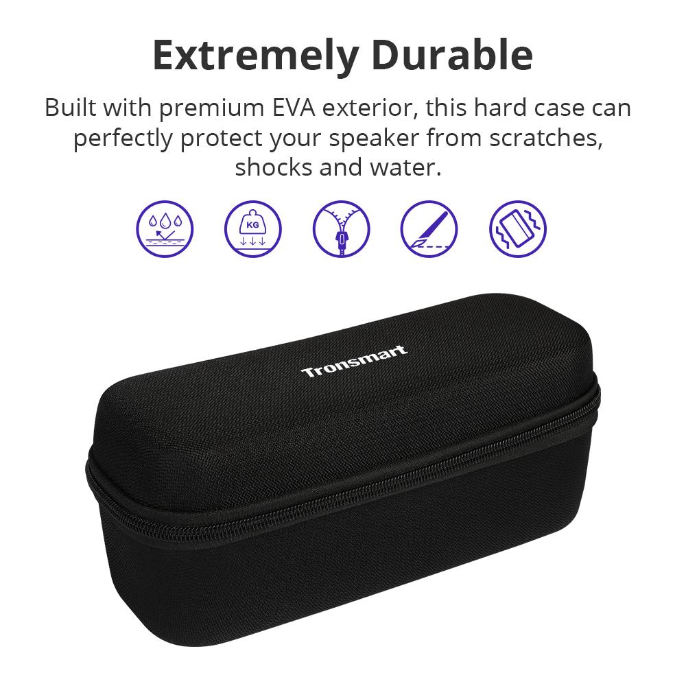 Tronsmart T6 Plus Altavoz Bluetooth portátil 40W 15