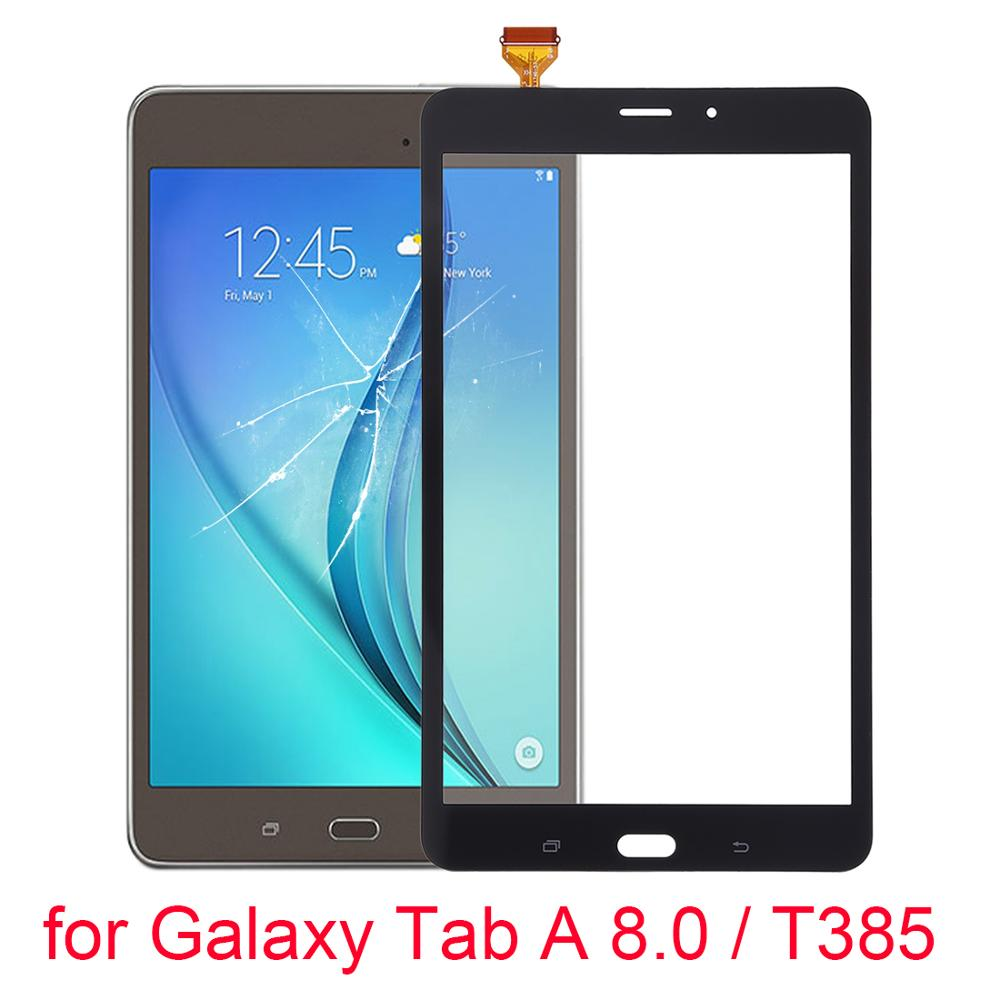 Touch Panel For Samsung GALAXY Tab A 8.0/SM-T387/T385 Touch Screen Digitizer Glass Sensor Panel Tablet PC Replacement