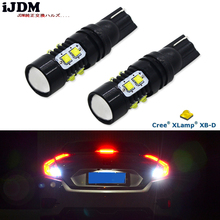 IJDM Чрезвычайно яркий проектор высокой мощности T10 T15 W16W светодиодный лампы для 2006- Honda Civic резервный обратный свет белый