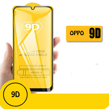 MicroData For OPPO F3 F5 F7 F9 Front Tempered Glass Full Coverage 9D HD For OPPO F3 F5 F7 F9 Screen Protector Protective Film цена