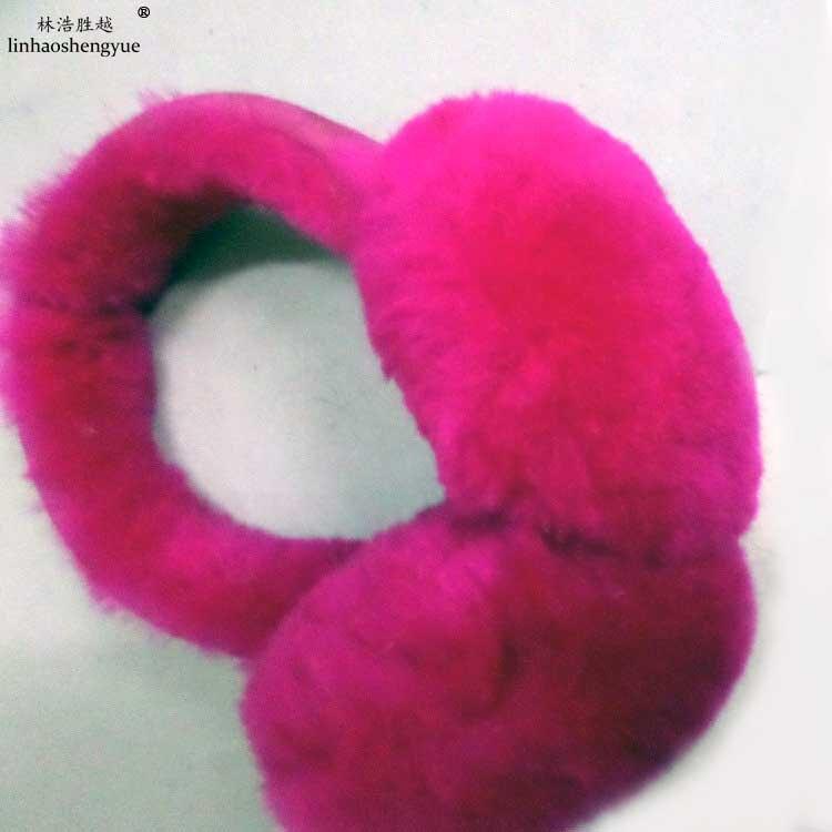 Linhaoshengyue 2014Cashmere Fur Ear Cover
