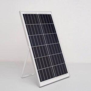 Image 4 - Holofote led de energia solar, quente/branco, regulável, para áreas externas, à prova d água, solar, para rua, para jardim