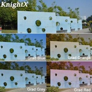 Image 5 - KnightX 37MM 52MM 58MM 37 GoPro אביזרי ND FLD אדום עדשת צבע מסנן עבור Sony Canon ניקון עבור GoPro Hero 4/3 +/3 52 58 mm