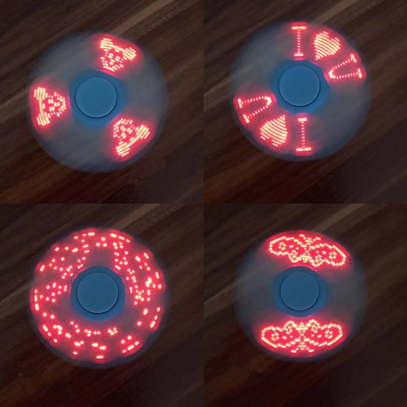 Самый популярный спинеры для рук стильный спиннер Дети и взрослые спинер светодиоды скиннер фонарик spinner канцелярия спинер светящийся