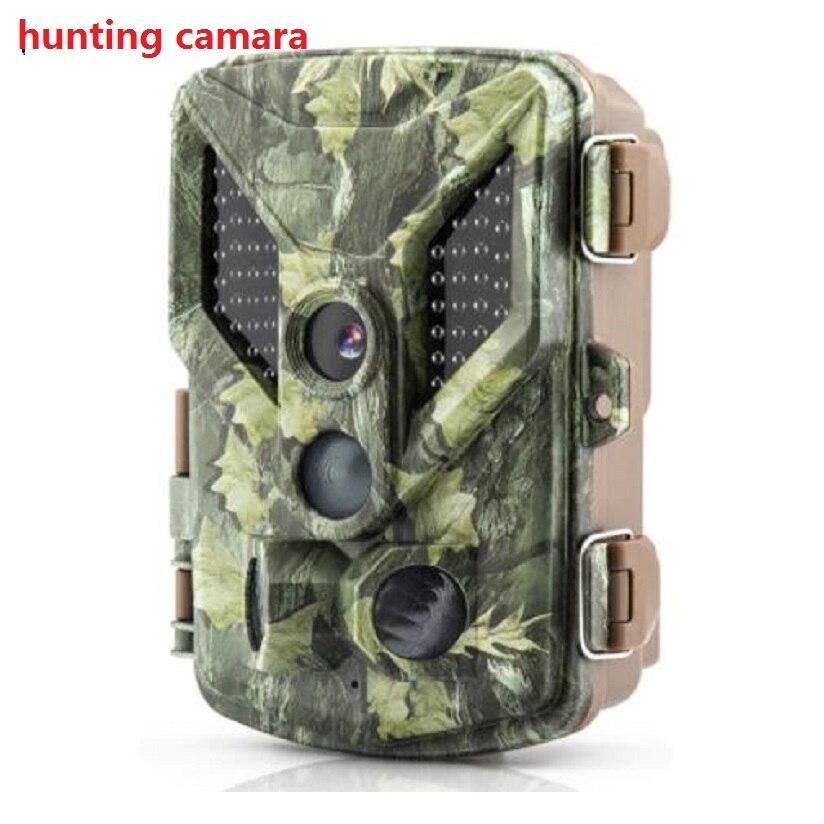 Outlife 1080 P охоты Камера ловушка цифровой след Камера HD ПИР датчик 90 градусов 32 ГБ ИК светодиодов дикий Камера открытый Trail устройства