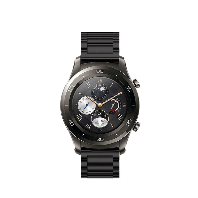 Milanese strap For Huawei watch1 2 smart watch watch2 pro metal stainless sports Magnetic chain stainless