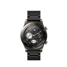 Миланский ремешок для huawei watch1/2 Смарт часы watch2 pro Металл Нержавеющая Спорт магнитная цепь нержавеющая сталь ремешки
