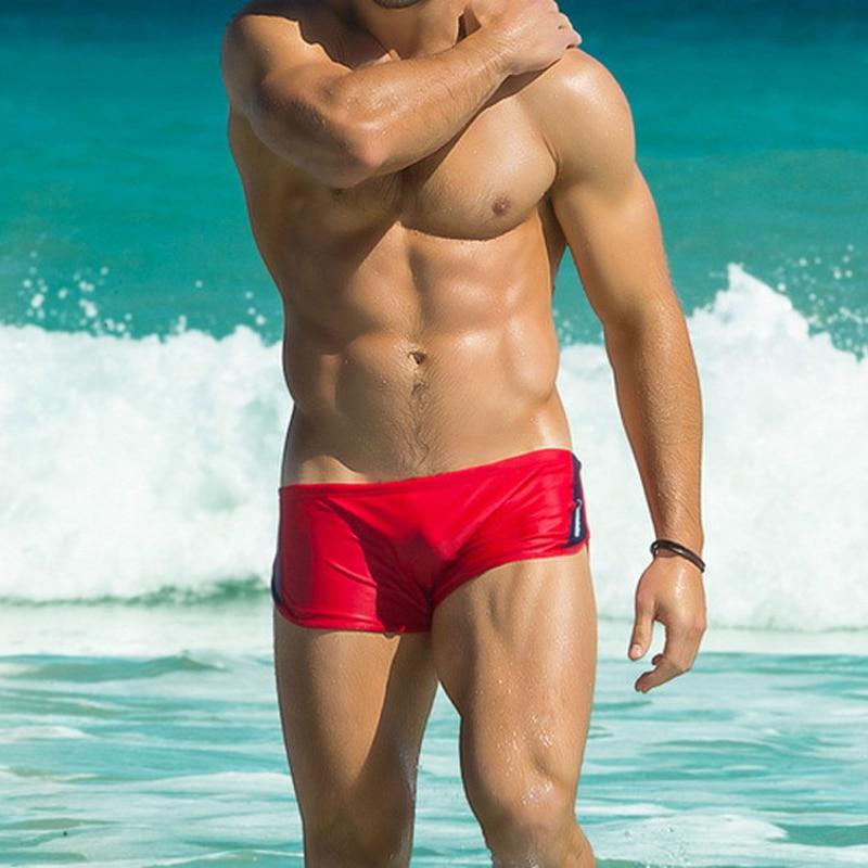Da Uomo Nuoto Pantaloncini Da Bagno Swim Pantaloncini Da Bagno Costumi Da Bagno Spiaggia Estate Ragazzi Nuovo
