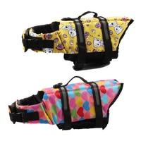 الكلب الحياة سترة ل كلب كبير الاليفة جرو ملابس السباحة ملابس السلامة الصدرية الصيف الحياة سترة الملابس 30
