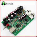 New XMOS U8 + AK4490 USB DAC Decoder Sound Card Headphone Output , Free shipping