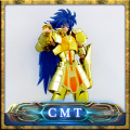 """In-Store""LC Model Gemini Saga / Kanon Saint Seiya Myth Cloth Gold Ex Gemini Saga / Kanon Action Figure"