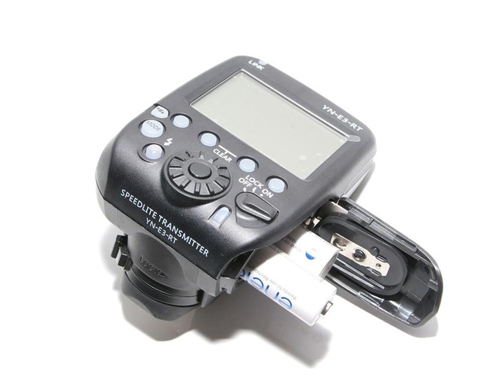Yongnuo YN600EX-RT II TTL Flash Speedlite + YN-E3-RT Controller Voor - Camera en foto - Foto 6