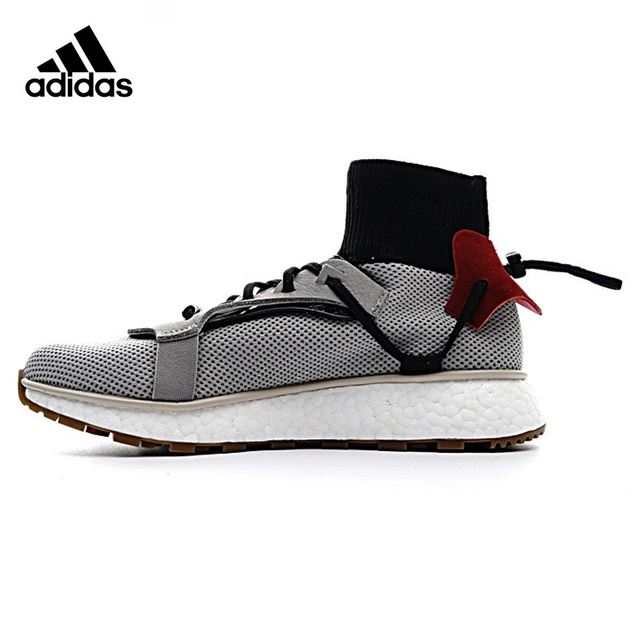 8502cb1dc22 Adidas Alexander Wang X Run Boost Women s Skateboard Shoes Sneakers ...