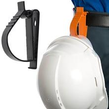 POM многофункциональный зажим безопасности зажим для шлема наушники зажим брелки зажимы для защиты труда зажим рабочие зажимы ШЛЕМ ЗАЖИМЫ