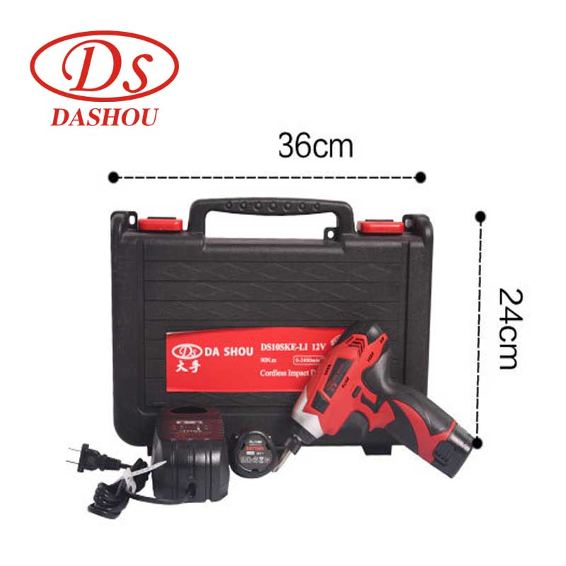 Ds 12v Electric Driver Rechargeable Type Cordless Drill Max Torque 90 Nm Diy Tools Ds10ske Li In Drivers