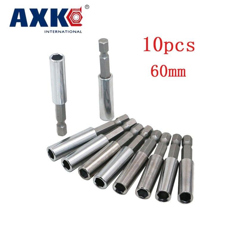 "1/4 ""hex Shank Magnetic Boor Houder Extension Extender Schroevendraaier Verlengen Socket Bar Staaf"