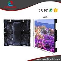 Oferta Pantalla LED de interior P3.91 SMD 500x500mm, gabinete de aluminio fundido a presión, pantalla led de publicidad de alquiler de video para interiores