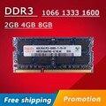 Продвижение Ram DDR3 4 ГБ 8 ГБ 2 ГБ 1066 1333 1600 1066 мГц 1333 мГц 1600 мГц SODIMM Sdram DDR3L Memoria DDR3 4 ГБ Памяти Ноутбука ноутбук