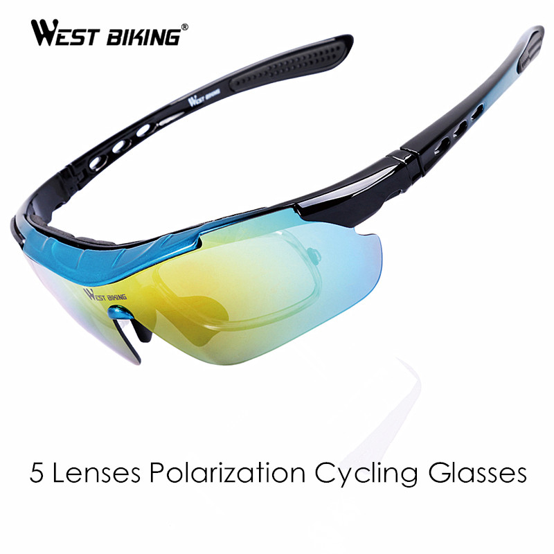 1b2b3a49431 www.semadatacoop.org   Buy Cycling Bicycle Sunglasses Polarized Glasses 5  lens Oculos Ciclismo