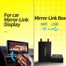 Carlinke Car WiFi Display iOS AirPlay Mirror Link for Car Home Video Audio Miracast DLNA Airplay Screen Mirroring 5.8G нэнни 3 молочный напиток на основе козьего молока с 12 месяцев 400 г