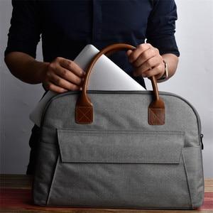 Image 5 - Bolso elegante para ordenador portátil tas de 15,6 pulgadas para mujer y hombre, funda para macbook air 13, xiaomi, lenovo y yoga