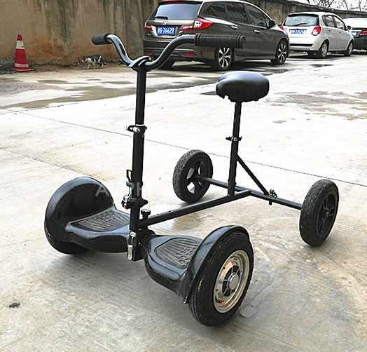 Hoverbike untuk Hoverboard 6.5 10 inch Kursi Upgrade Keseimbangan Skuter Hover Hover Go Kart kart Lampiran Kursi Pemegang Hoverkart