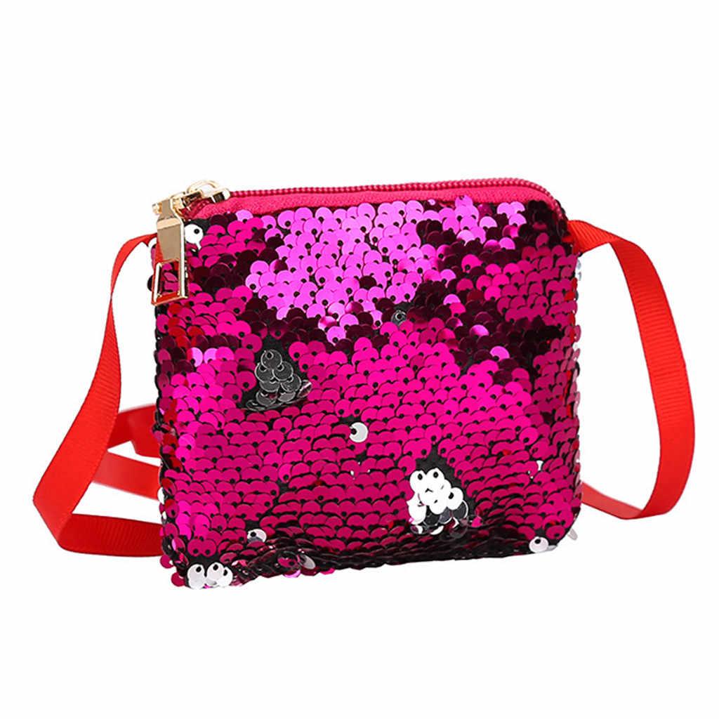 Женская сумка модная детская блесток Crossbody плеча монета гонца taschen для женщин bolsa masculina sac femme schoudertas dames