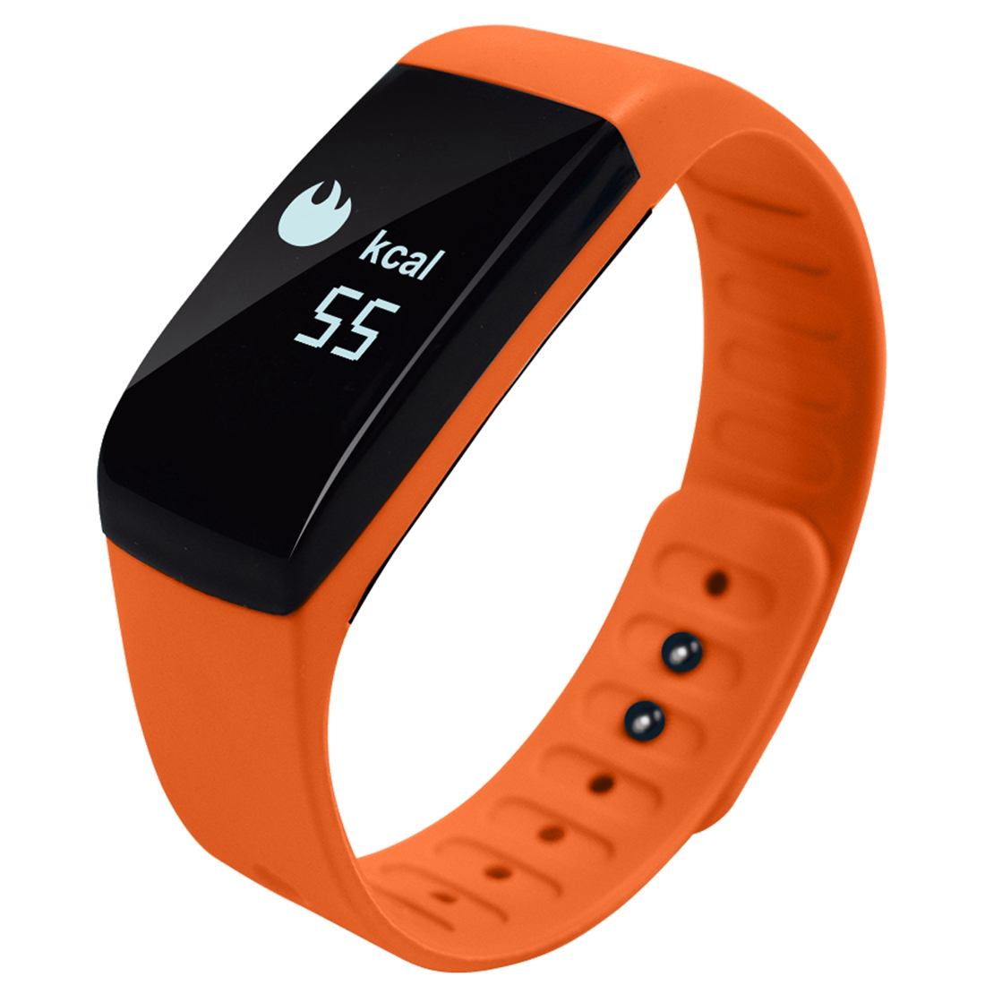 Fitness Tracker,Smart Bluetooth Wristband Healthy Bracelet WristWatch Call SMS Reminder for IPhone6/PLUS,SAMSUNG