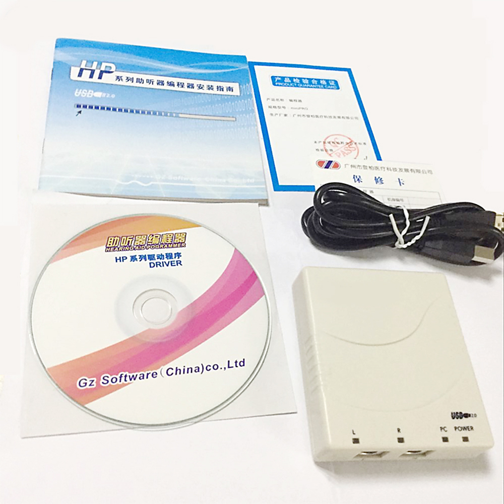 USB digital programmer