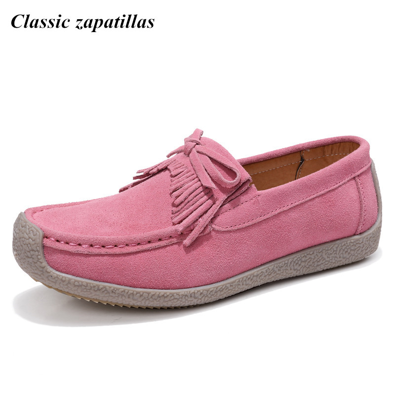 Classic Zapatillas New Fashion Woman Flats Shoes Slip On Women Flats Loafers Comfortable Woman Shoes Breathable Female Footwear women s shoes 2017 summer new fashion footwear women s air network flat shoes breathable comfortable casual shoes jdt103