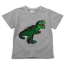 Детская футболка для отдыха 2019 летняя хлопковая с круглым