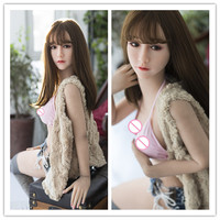 WMDOLL 145CM Full Size Silicone Sex Doll Real Life Vagina for Man