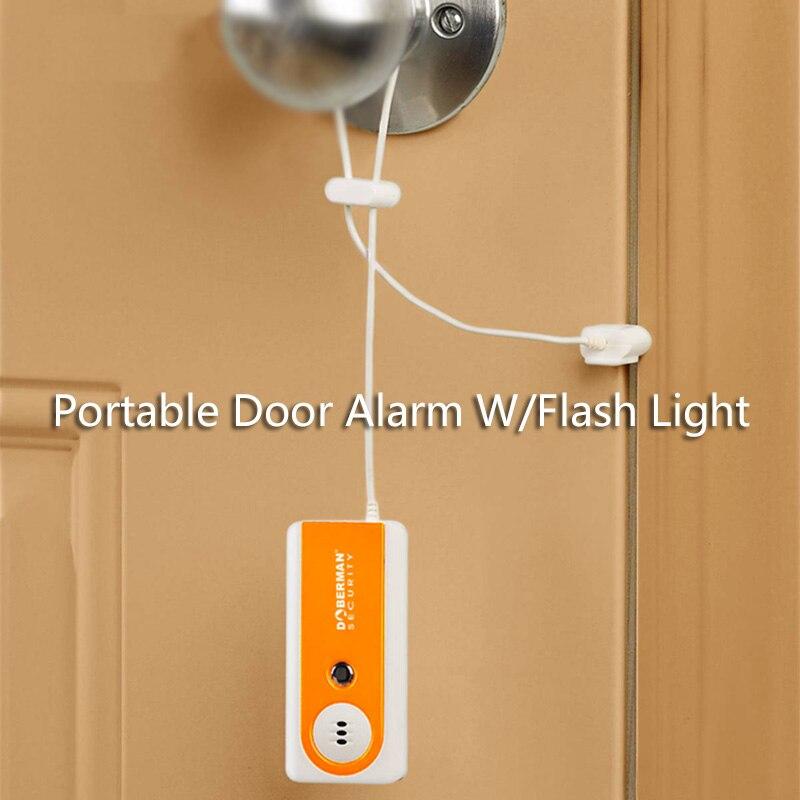 portable door alarms
